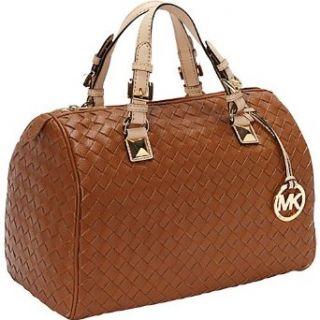 MICHAEL Michael Kors Grayson Woven Large Satchel Luggage
