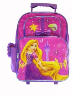 Disney Rapunzel Tangled Rolling Backpack   Tangled Wheeled
