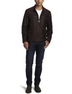 Marc New York by Andrew Marc Mens Blade Rugged Buffalo