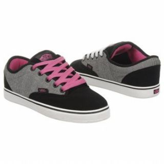 Vans AV Era 1.5 Tweed Black/ White/ Pink Shoes Womens size 5 Shoes