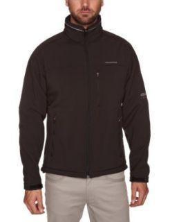 Craghoppers Mens Altitude Long Sleeve Fleece Jacket,Black