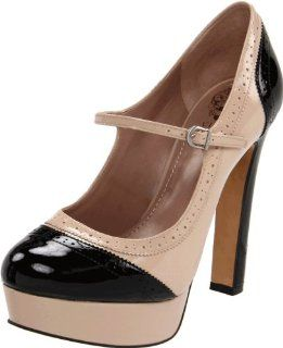 Vince Camuto Womens JO Mary Jane Pump,Pink Champagne,6 M US Shoes