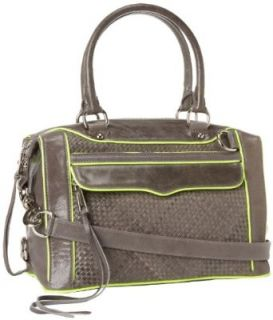Rebecca Minkoff Mab Woven Trim 10NEWVCHO2 Shoulder Bag