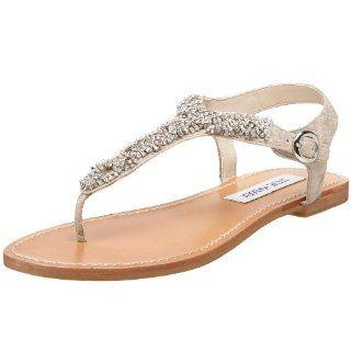 Steve Madden Womens Bride Rhinestone Sandal,Rhinestone,10 M US Shoes
