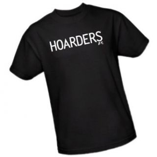 TV Show Logo    Hoarders Adult T Shirt Clothing