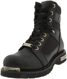 com Harley Davidson Mens Sundown Motorcyle Boot,Black,13 M US Shoes