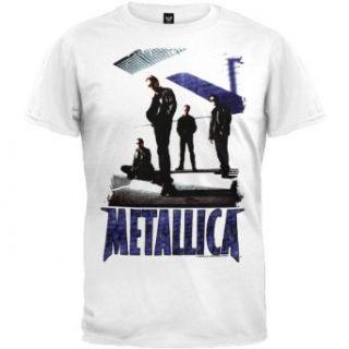 Metallica   Men In Black T Shirt   X Large Clothing