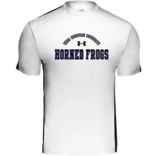 Under Armour Tcu Horned Frogs Team Zone T Shirt Small