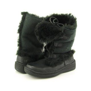 BORN Nome Boots Snow Shoes Black Womens Shoes