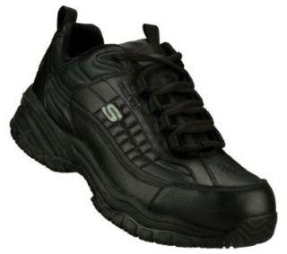 Soft Stride Dexter Steel Toe Slip Resistant Sneakers Wide Width Shoes