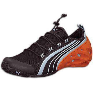 Puma Mens K 1 ( sz. 11.0, Black/Coffee/Burnt Orange/Blue Fog ) Shoes