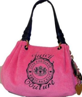 Juicy Couture Pink Live for Sugar Baby Fluffy Tote