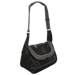 Sherpa Sport Sack Medium Pet Carrier, Black: Pet Supplies