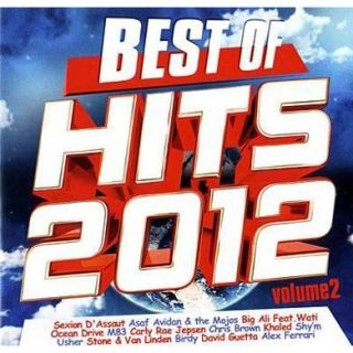 Compilation   Best of hits 2012   Universal Music France   Compilation