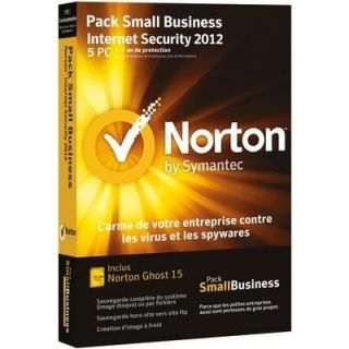 IS 2012 5 postes + Ghost   Achat / Vente ANTIVIRUS Norton IS 2012