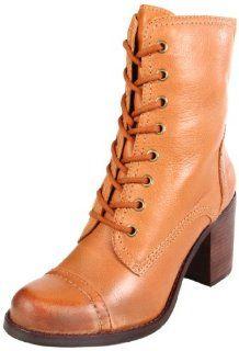 STEVEN By Steve Madden Womens Whit Boot Shoes