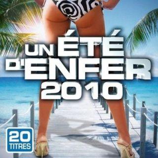 UN ETE DENFER 2010   Achat CD COMPILATION pas cher