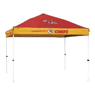 North Pole Kansas City Chiefs Tailgating Canopy Sports
