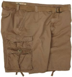 Lee Mens Dungaress Big And Tall Wyoming Short,Bronze,54 W