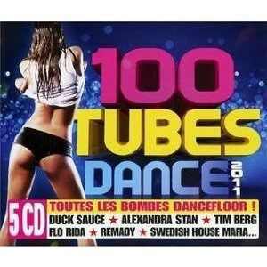 100 TUBES DANCE 2011   Compilation   Achat CD COMPILATION pas cher