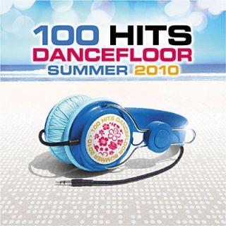 100 HITS DANCEFLOOR SUMMER 2010   Achat CD COMPILATION pas cher