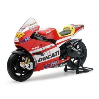 Moto GP 2011 DUCATI V. ROSSI   Modèle réduit   Moto GP 2011