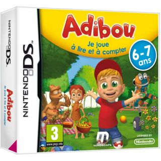 2011 / Jeu console DS   Achat / Vente DS ADIBOU LECTURE CALCUL CP 2011