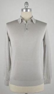 New Avon Celli Gray Polo Large Clothing