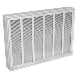 Berko® 2 Semi Recessed Sleeve For Commercial Wall Heater