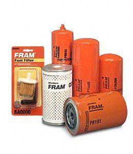 FRAM G2 In Line Fuel Filter    Automotive