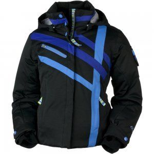 Obermeyer Kensington Ski Jacket Girls Sports & Outdoors