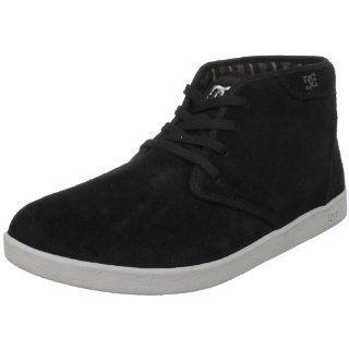DC Mens Village High Chukka Shoes