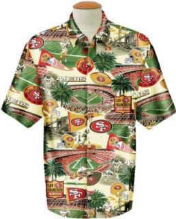 San Francisco 49ers Reyn Spooner Hawaiian Shirt Clothing