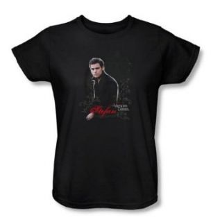 Vampire Diaries   Stefan Womens T Shirt Clothing