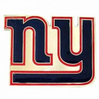 New York Giants NY Officially Licensed Belt Buckle