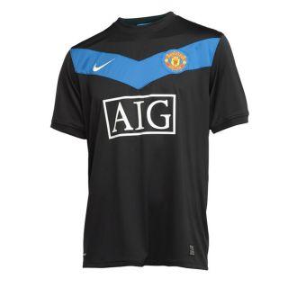 Modèle Replica Manchester United Ext. 09/10. Coloris  noir, bleu et