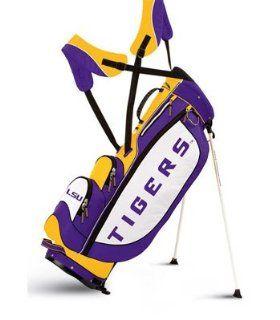LSU Tigers SL 3.5 Golf Stand Bag by Sun Mountain Sports