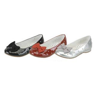 Patent Bow Sparkle Little Girls Dress Shoes 11 6 IM Link Shoes