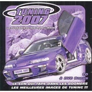 TUNING 2007   Achat CD COMPILATION pas cher