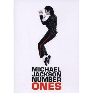 MICHAEL JACKSON   Number ones en DVD MUSICAUX pas cher