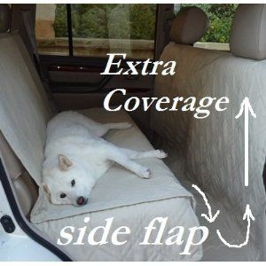 Deluxe Quilted and Padded seat cover for Pets   One Size