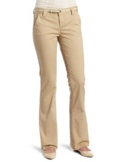 Calvin Klein Jeans Womens Skinny Flare Pant, New Chino