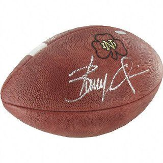 Brady Quinn Notre Dame Fighting Irish Game Model Football