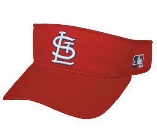 St. Louis Cardinals Visor Official MLB Licensed Adjustable