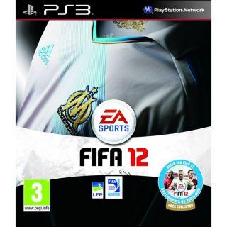 FIFA 12 OLYMPIQUE DE MARSEILLE / Jeu PS3   Achat / Vente PLAYSTATION 3