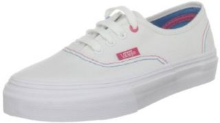 Authentic Youth Kids Girls SZ 10.5 White Casual Athletic Shoes: Shoes