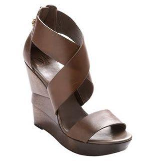 : Diane von Furstenberg Opal Wedge Sandal (Online Exclusive): Shoes