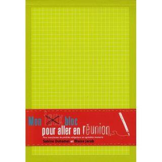 MON FAUX BLOC POUR ALLER EN REUNION   Achat / Vente livre Sabine