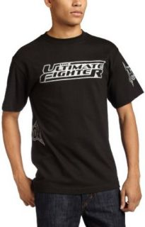 Tapout Mens Team Rampage T Shirt,Black/Silver,Small