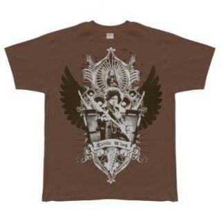 Jimi Hendrix   Little Wing Subway T Shirt Clothing